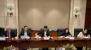 Guo Ping z Huawei: Mam nadzieję, że Polska oprze się presji potęg...