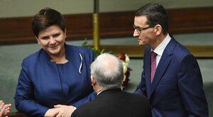 50 proc. dla PiS? Duży kredyt zaufania dla premiera, ale i jeszcze...