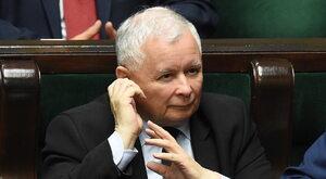 Kaczyński też człowiek