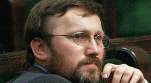 Luśnia – fałszywy świadek oskarżenia Macierewicza