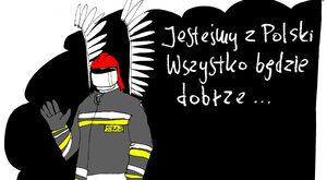 Duma z polskich strażaków