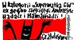 """W kategorii """"SuperMatka GW"""" ex aequo zwyciężyli..."""