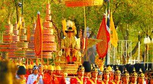 Maha Vajiralongkorn koronowany na króla Tajlandii