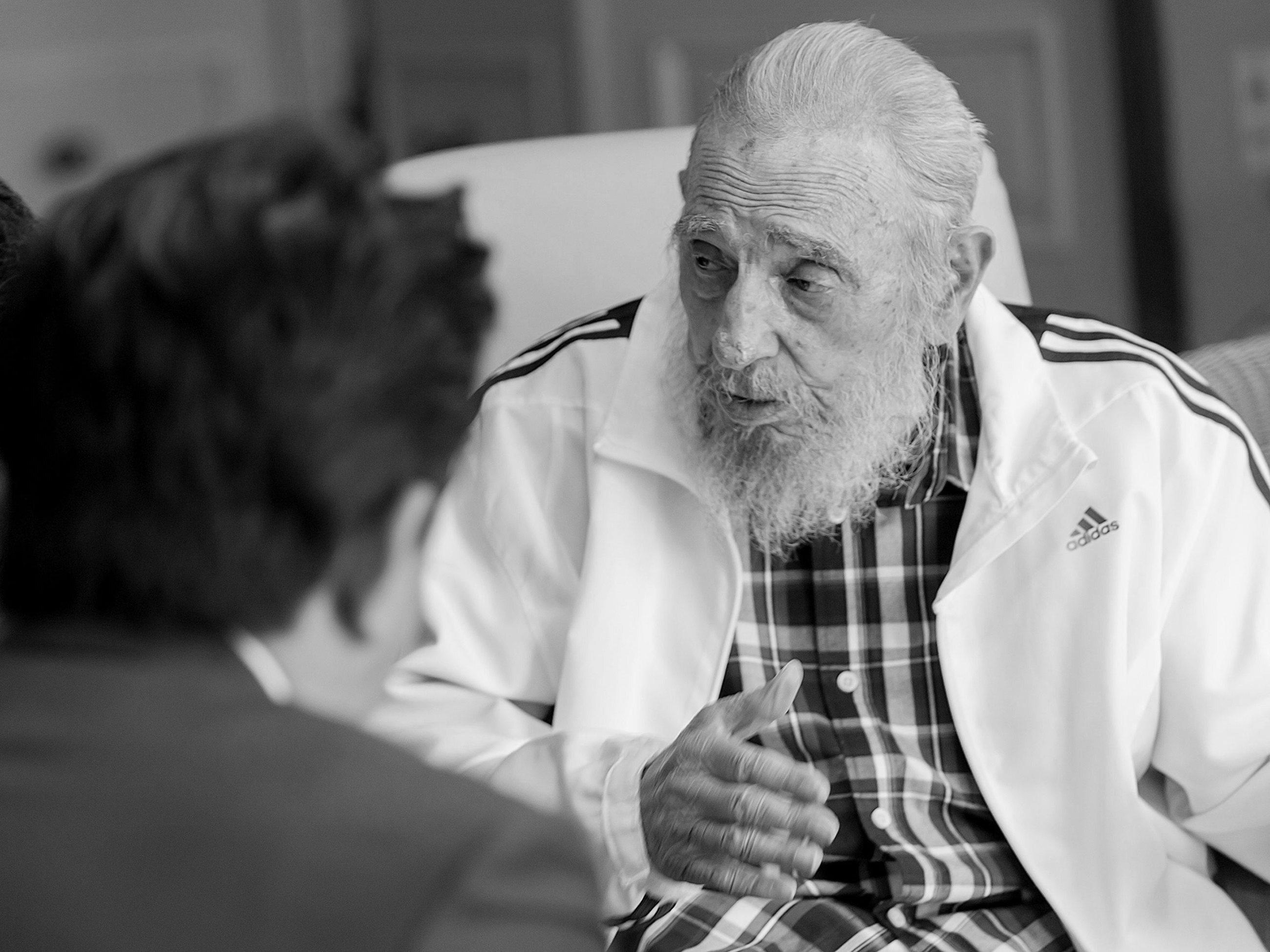 Fidel Castro – przywódca kubańskiej rewolucji komunistycznej. Rządził na Kubie do 2008 roku. Zmarł 25 listopada 2016 r.