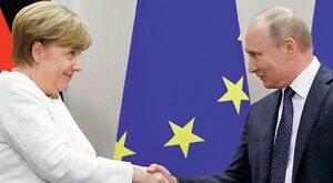Kwadratura Rosji i Niemiec