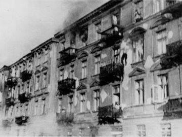 Tak Niemcy mordowali getto warszawskie