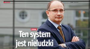 Ten system jest nieludzki