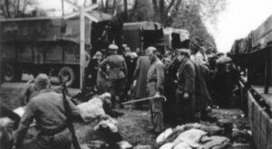 Więźniów obozu Kulmhof zatruwano spalinami. Nie wiadomo, ilu dokładnie...