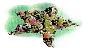 Sowiecka wyspa kanibali